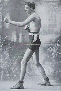 Harry Harris (boxer) American boxer