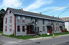 Hathaway Tenement, North Adams MA