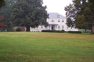 National Register of Historic Places listings in Amelia County, Virginia - Image: Haw Branch Plantation