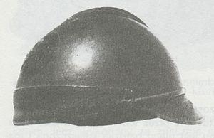 Adrian helmet - Image: Hełm wz. 19