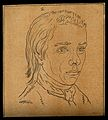 Head of a youth. Drawing, c. 1794. Wellcome V0009207EC.jpg