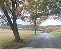 Heading south on Clymer Road, Clymer, PA in Indiana county, Pennsylvania, USA.jpg