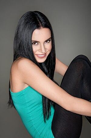 Shauna Baker - Image: Headshot of Shauna Baker in 2010