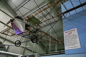 Heath Parasol - Heath LNB-4 Parasol (1929)