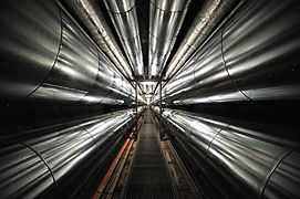 Utility tunnel - Wikipedia