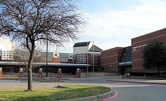 Lewisville Independent School District - Hebron High School