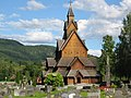 Heddal stave church, Heddal, Telemark, Norway - panoramio.jpg