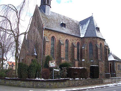 Heilig-Kreuz-Kapelle Vettelhoven W