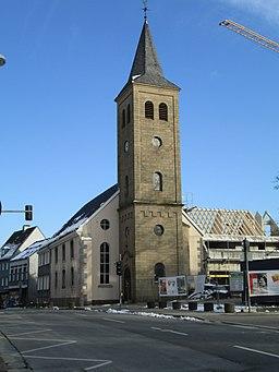 Heiligenhaus alte kirche
