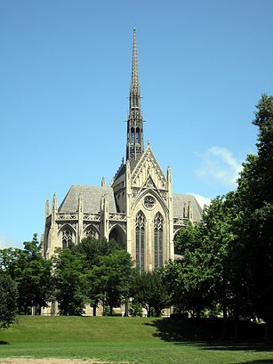 How to get to Heinz Memorial Chapel with public transit - About the place