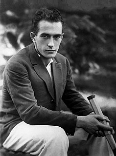 Henri Cochet French tennis player
