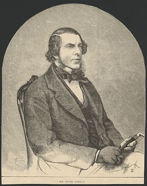 Governor of Victoria - Image: Henry Barkly