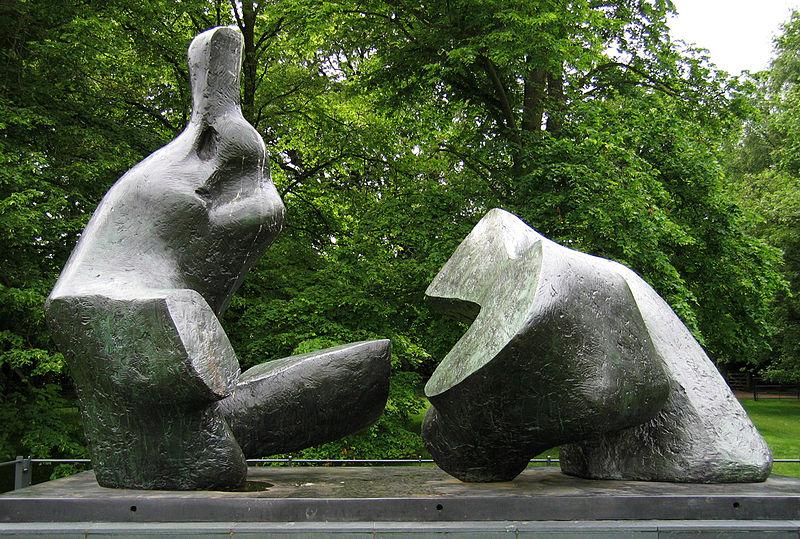亨利 摩尔Henry Moore (英国1898 – 1986) 作品集1 - 刘懿工作室 - 刘懿工作室 YI LIU STUDIO
