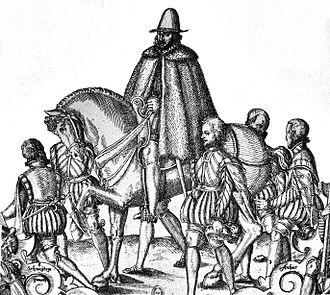 Le roi malgré lui - Henri de Valois in Polish dress