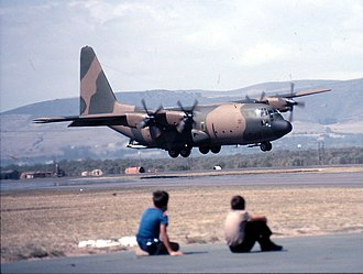 28 Squadron SAAF - C-130BZ as operated by 28 Squadron