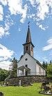 Hermagor Mitschig Pfarrkirche hl. Magdalena SW-Ansicht 18062018 3607.jpg