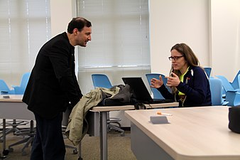 Herstory of Deaf Women Wikipedia Editing Workshop - Gallaudet University 7862.jpg