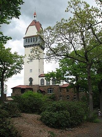Talcott Mountain - Heublein Tower