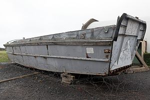 Higgins boat - LCVP (Landing Craft Vehicle Personnel) - Flickr - Joost J. Bakker IJmuiden (1).jpg