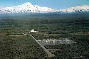 High Frequency Active Auroral Research Program Research Station (HAARP)