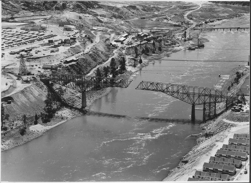 File:Highway bridge under construction - NARA - 293971.tiff