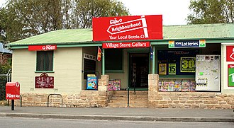 Hill Top, New South Wales - Image: Hill Top Village Store