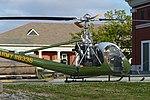 Hiller OH-23B Raven '116336' (20745258156).jpg