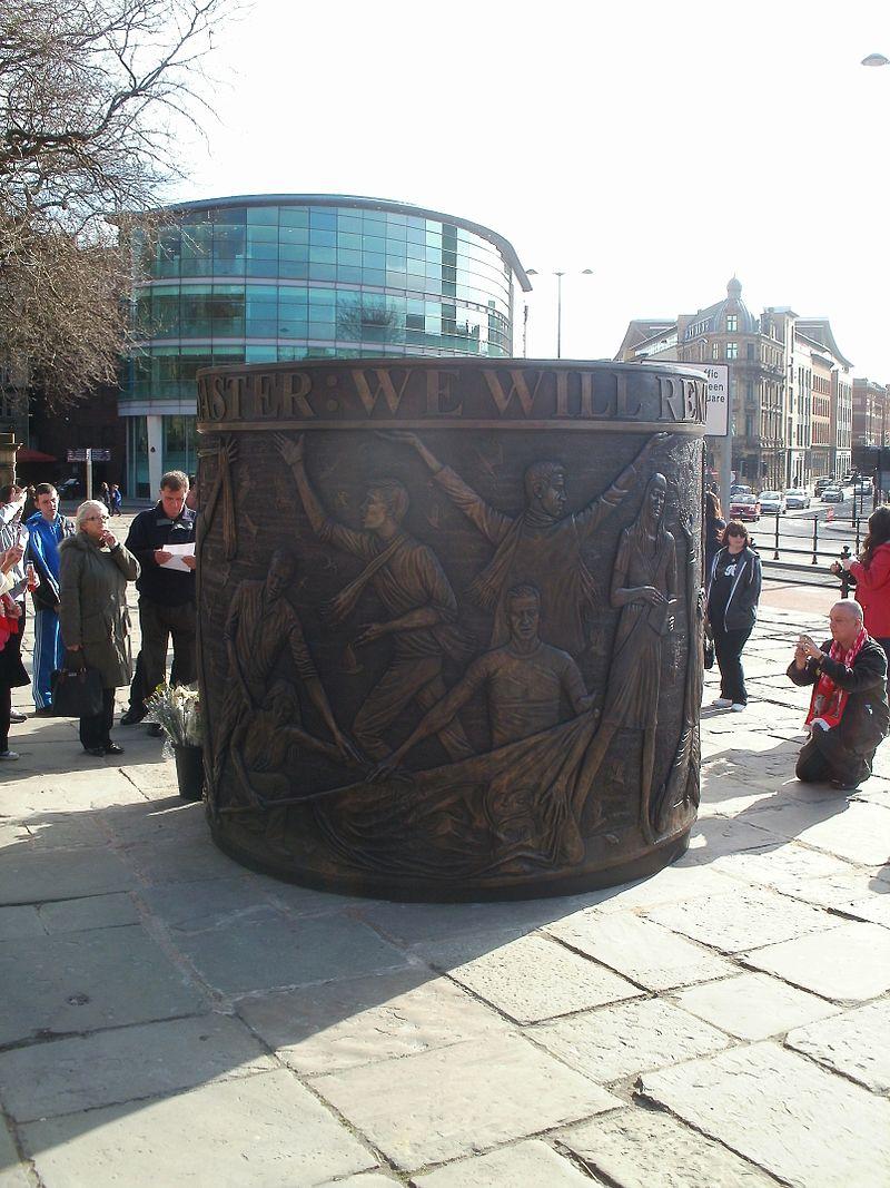 Hillsborough memorial, Old Hay Market 15 April 2013 (5).jpg