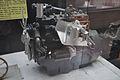 Hindustan Automobile Petrol Engine - 41 hp - 4 cyl - 4200 rpm - Transport Gallery - BITM - Kolkata 2016-06-02 4070.JPG