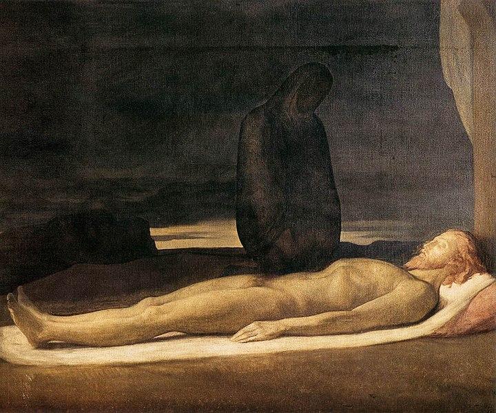 File:Hippolyte Flandrin - Pietà - WGA07906.jpg