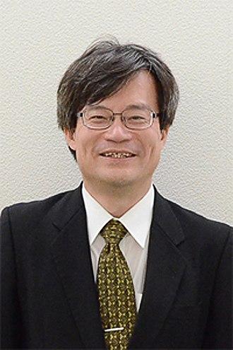 Hiroshi Amano - Image: Hiroshi Amano 20141211