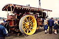 His Lordship, Burrell Showman's engine.jpg