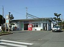 Hisatsuorange Nodago Station01.jpg