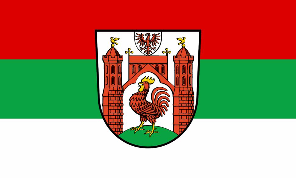 Flag of Frankfurt