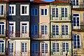 Historic buildings along the Douro River, Porto (38250090291).jpg