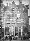 hoek brouwersgracht - amsterdam - 20020094 - rce