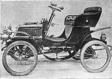 Holdsworth light car 4.5-6 hp (1904)