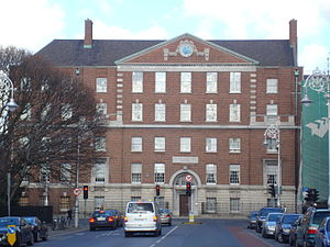 National Maternity Hospital, Dublin - Holles Street Hospital