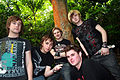 Hollow Limit Metal Band Forest.JPG
