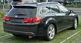 Honda Accord Tourer VIII rear-1.JPG
