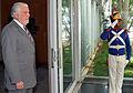 Honras militares e reunião com o Ministro da Defesa de Cabo Verde, Rui Semedo. (16700728567).jpg
