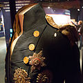 Horatio Nelson's cloth (Battle of Trafalgar) National Maritime Museum London.jpg