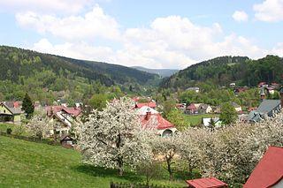 Horní Maršov Municipality and village in Hradec Králové Region, Czech Republic