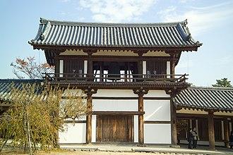 Shōrō - Image: Horyuji L0337