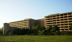 Hospital del Tórax (Tarrasa) - Wikipedia, la enciclopedia libre