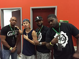 Hostyle Gospel American Christian hip hop Group