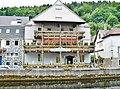 """Hotel Garni """"Zum grünen Baum"""" in Neuenbürg - panoramio.jpg"""