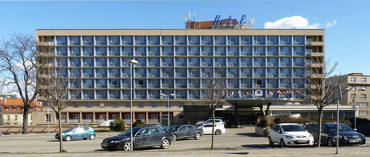 hotel international brno wikipedie