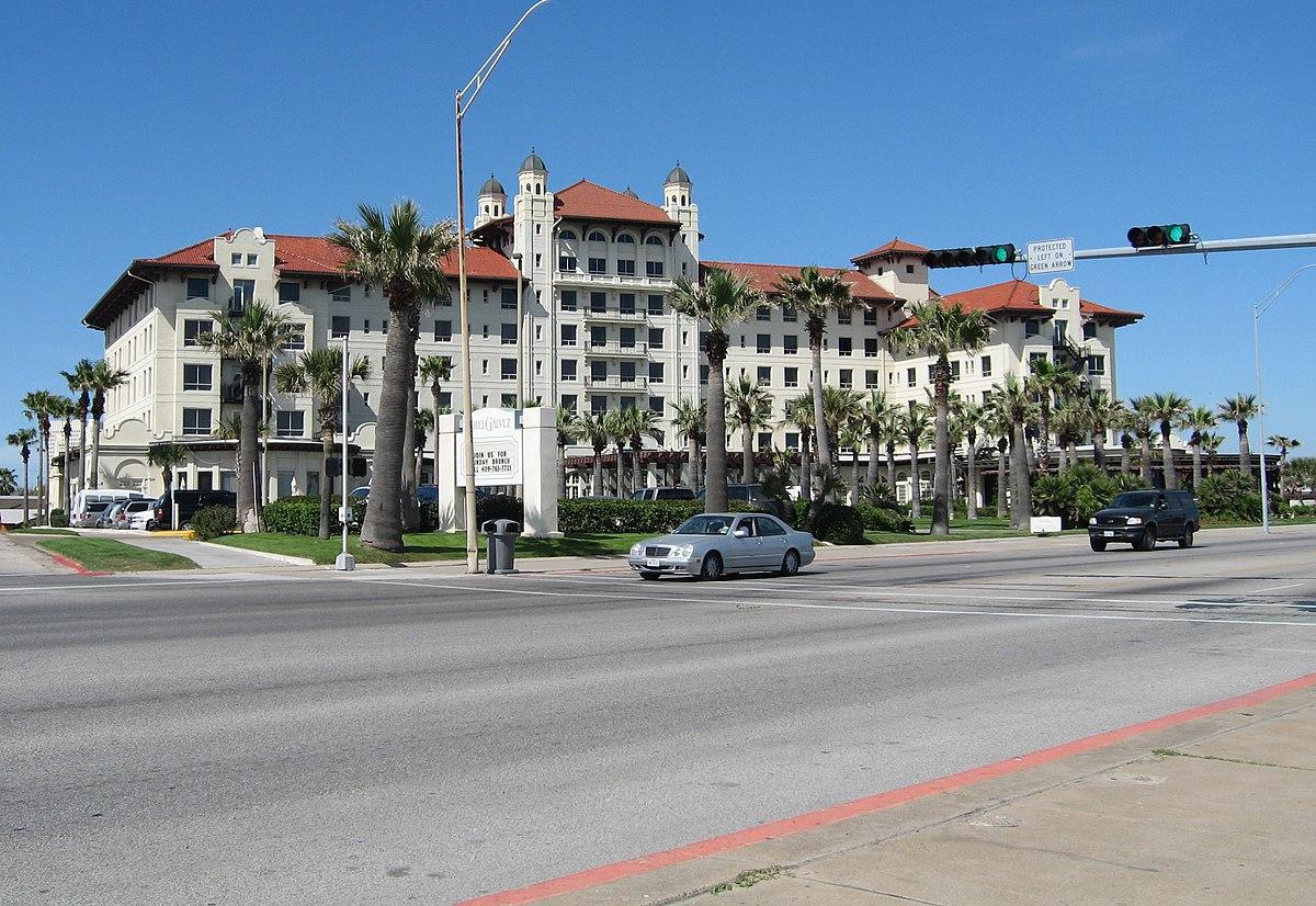 Hotels On Galveston East Beach