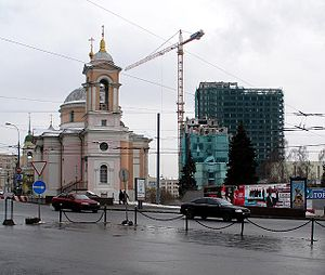 Zaryadye - Demolition of Rossiya, February 3, 2007